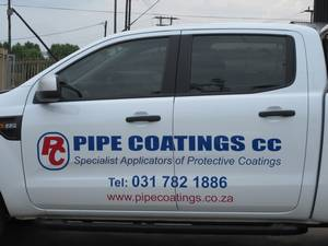 Pipe Coatings Vehicle